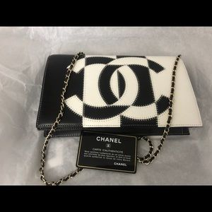 CHANEL Bags - **24 HOURS SALE** 2017 Chanel Black and White Bag